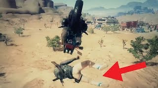 FUNNIEST THING YOU'VE EVER SEEN IN PUBG