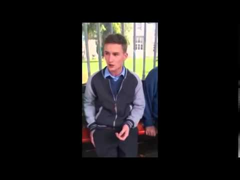 Mc Lynchy - Bus Stop Freestyle (With Lyrics)