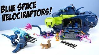 The LEGO Movie 2 Rex's Rexplorer! Set Build Review 70835