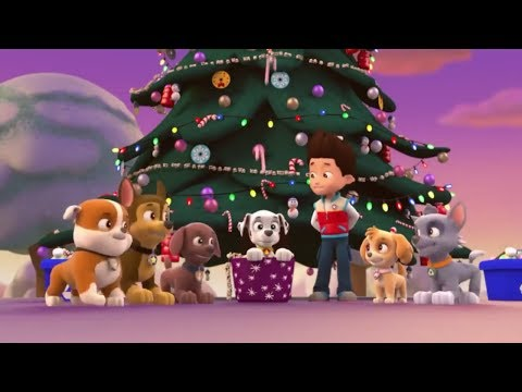 PAW Patrol - Pups Christmas Song (Deck the Halls)