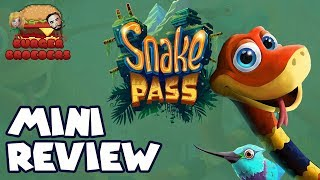 SNAKE PASS (Nintendo Switch) - Mini-Review