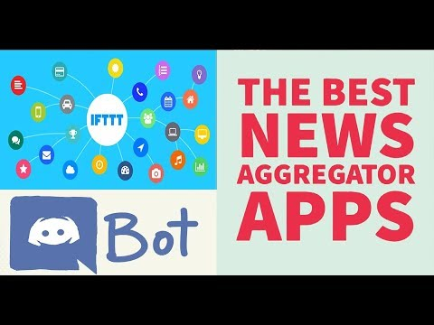 How to build a News Aggregator IFTTT + Discord