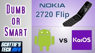 Nokia 2720 Flip + Why KaiOS dumbphones are truly smart
