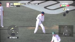 15 min z Ashes Cricket 2009 - PS3 Gameplay by maxim
