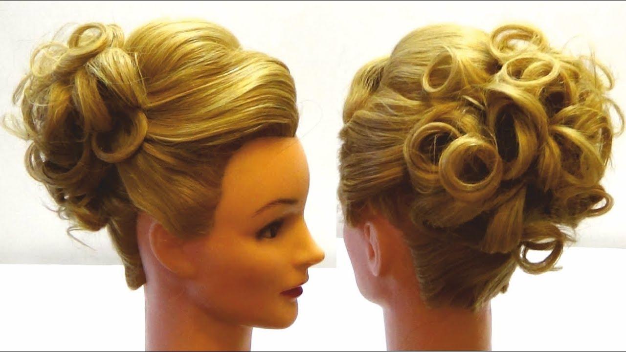 Делаем прическу на длинные волосы: фото причесок