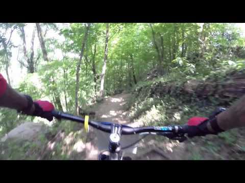 2015 Urban Assault Mountain Bike Race @ River Rock Gopro HD Camera
