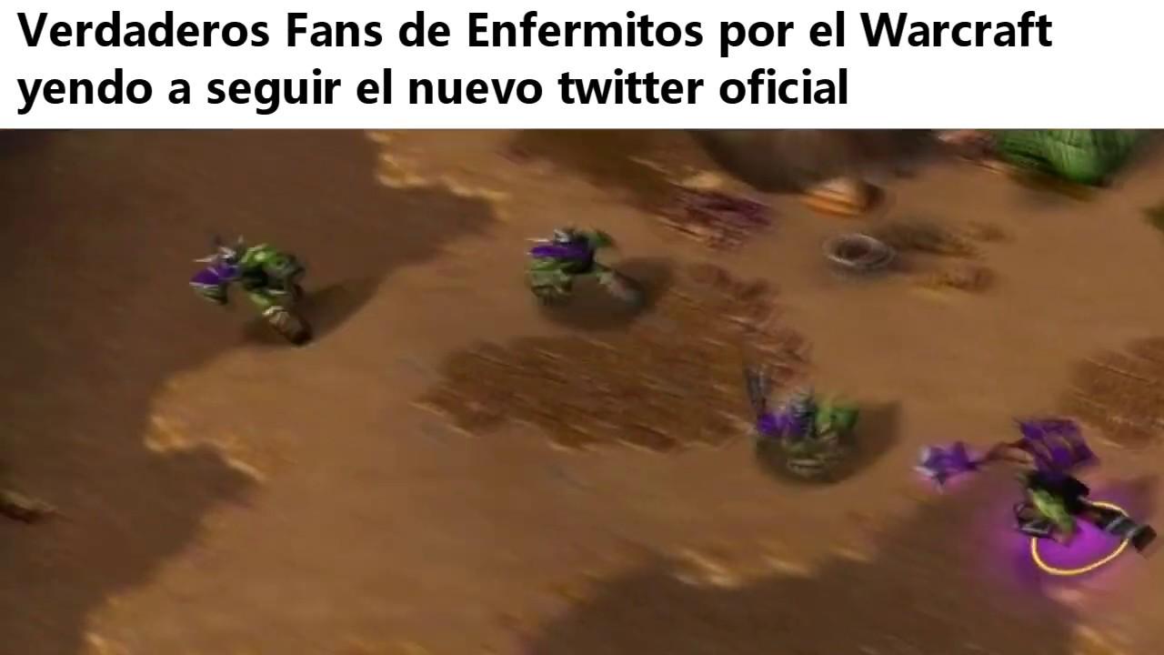 Nuevo Twitter Oficial del canal