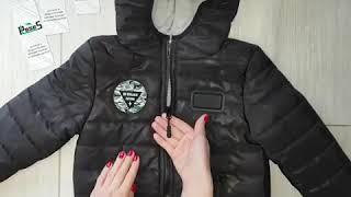 Обзор демисезонной куртки Милитари размеры на рост 116 - 164