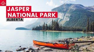 Exploring Jasper National Park, Alberta, Canada