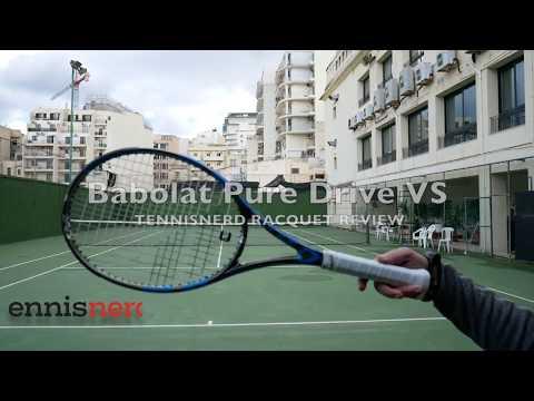 Babolat Pure Drive VS Racquet Review