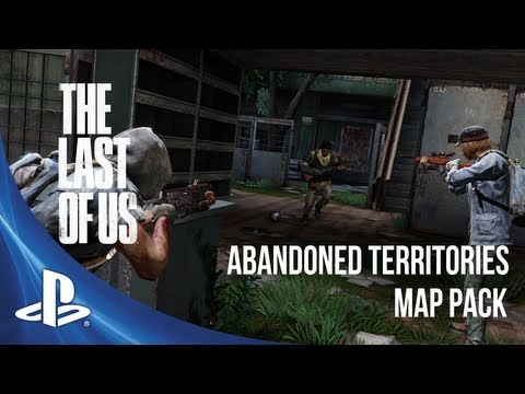 The Last Of Us: Abandoned Territories Map Pack Trailer