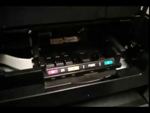 Remove Install Canon Print Head Most Mg Models Youtube