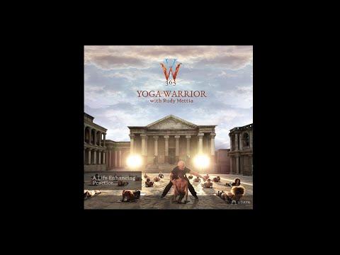 Rudy Mettia, Yoga Warrior 365: Versatile Warrior - FULL CLASS I Udaya.com