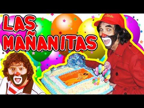 LAS MAÑANITAS CON CEPILLIN ( VIDEO OFICIAL HD )