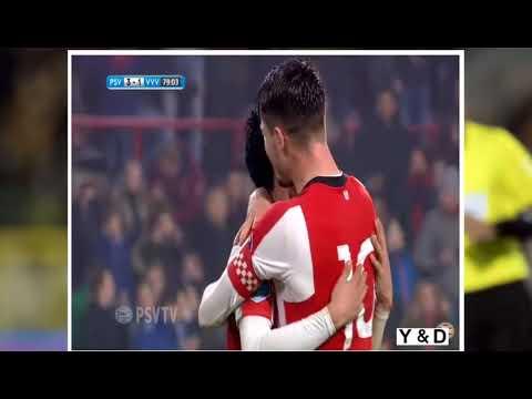 Los 19 GOLES de Hirving el 'Chuky' Lozano con el PSV