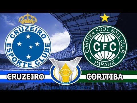 Cruzeiro 2 x 0 Coritiba - Melhores Momentos - Brasileirão 2017