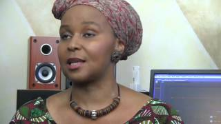 Lungiswa Talks About Her New Album