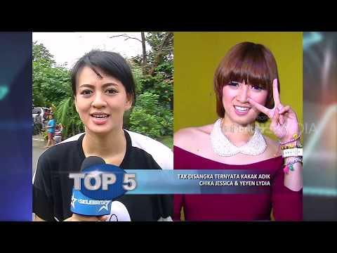 Download GAK NYANGKA, 5 PASANG SELEB INI TERNYATA KAKAK BERADIK Mp4 baru