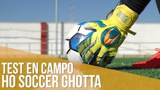 HO Soccer Ghotta Extreme PAC: Test en campo
