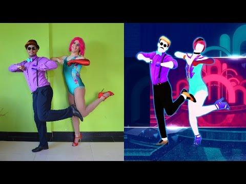 Just Dance 2017 - Little Swing by AronChupa ft. Little Sis Nora | 5 Stars