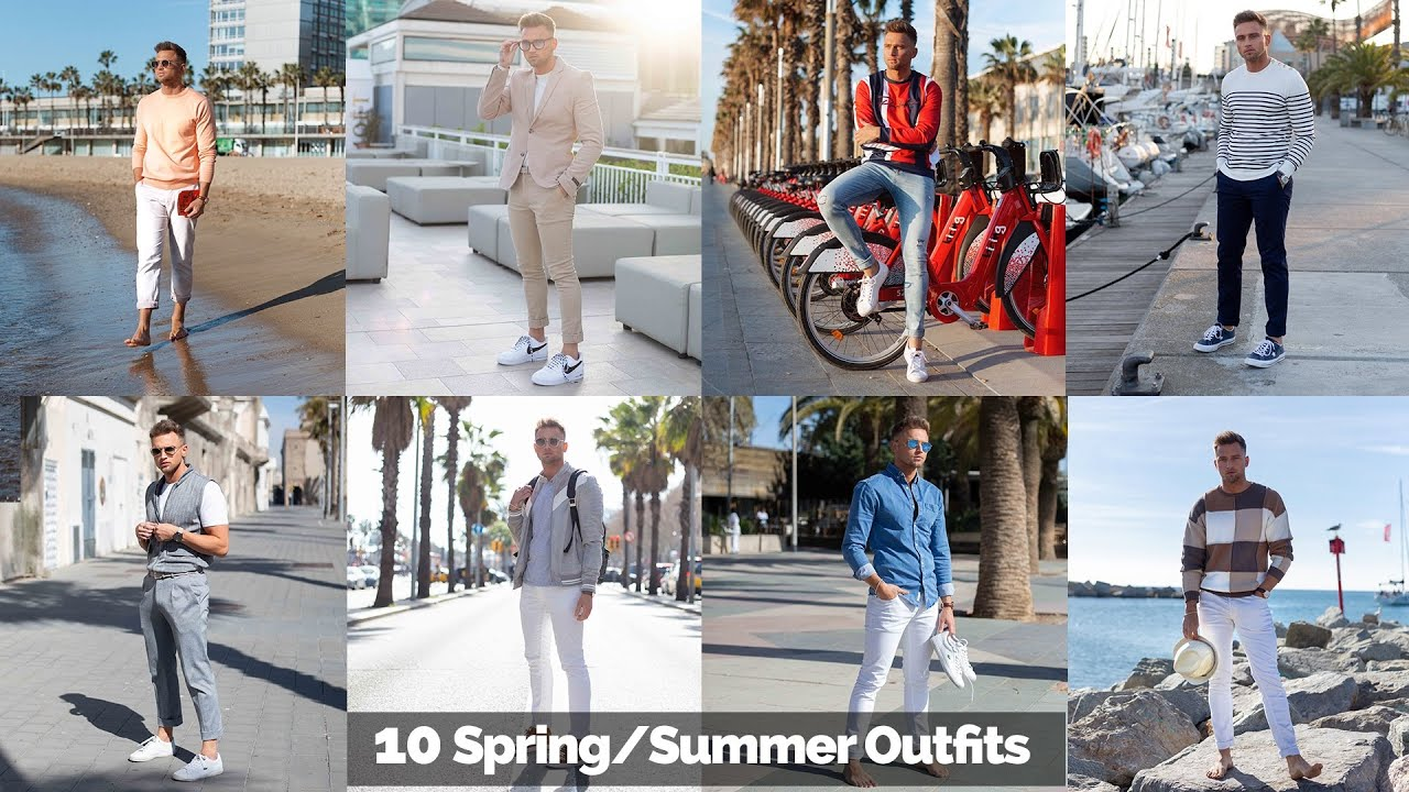 10 Easy Spring/Summer Outfits 2019   Men's Fashion   Outfit Inspiration 3