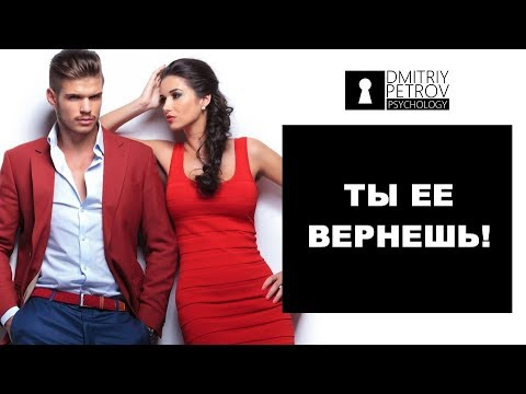 Пошаговая инструкция [Как вернуть девушку | как вернуть жену ] Дмитрий Петров