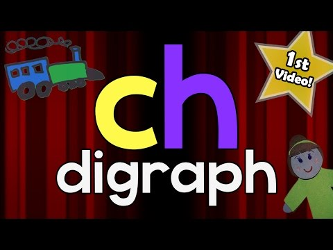 "Digraph ""ch"" 