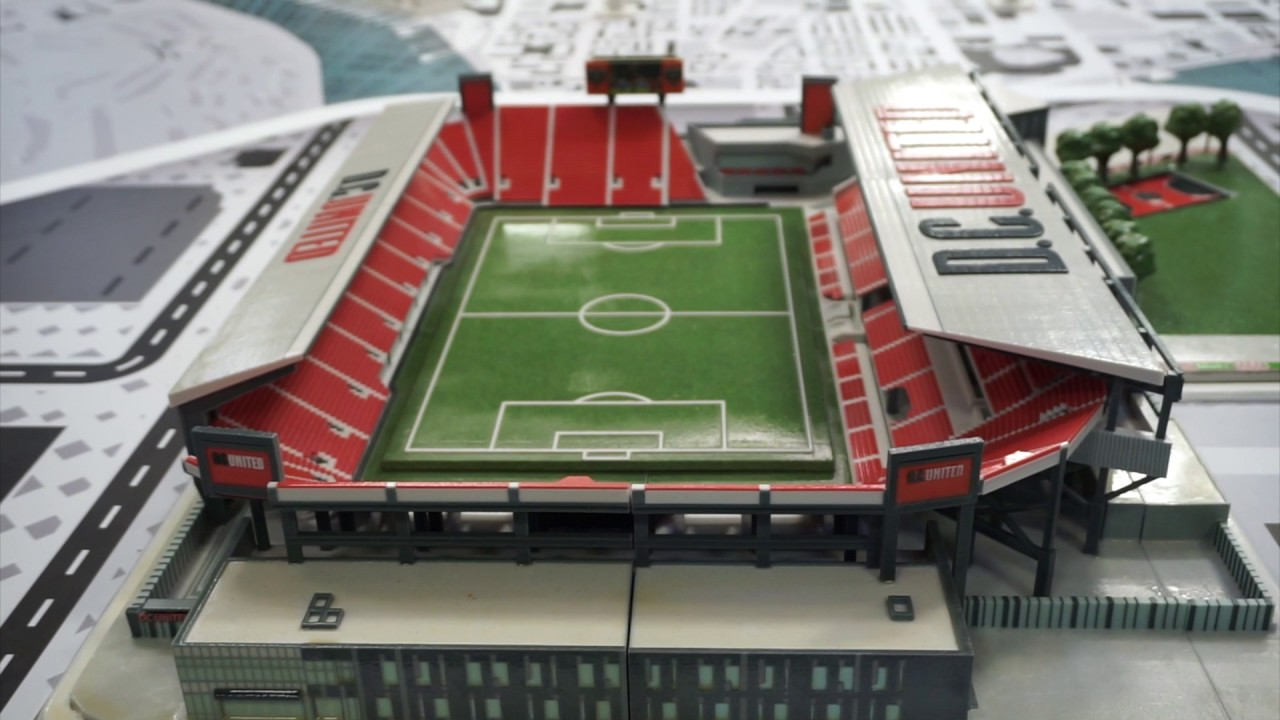 D.C. United Preview Center - YouTube