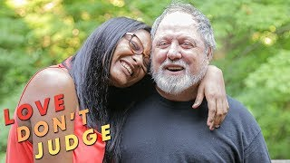 I'm 23, He's 55 - But He's NOT My Sugar Daddy! | LOVE DON'T JUDGE