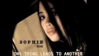 ONE THING LEADS TO ANOTHER -Sophie Koh - Grey