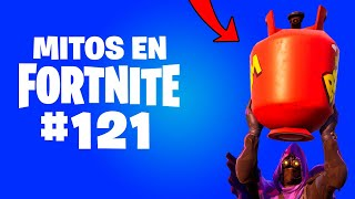 ¿EVITAR LA EXPLOSIÓN? - Mitos Fortnite - Episodio 121