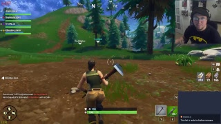 FORTNITE Squads action!!! Episode 4 Live Stream With OldSoulNewTech