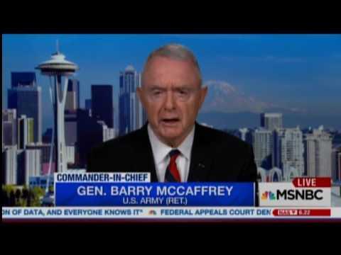 McCaffrey: Trump Remark On Putin