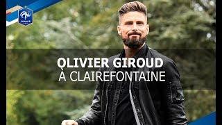 Equipe de France, Olivier Giroud :