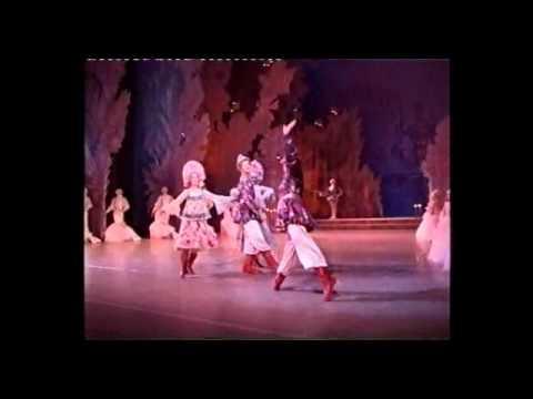 Russian Dance Trepak balletThe Nutcracker