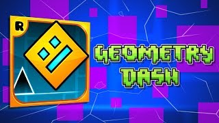 roblox: Geometry Dash in ROBLOX!!!!!