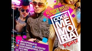 El Super Nuevo Ft  El Mayor Clasico - Coje Memoria Remix (Prod. By Kable)