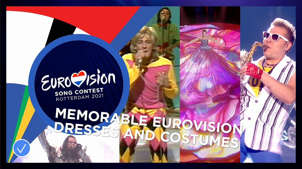 Dress to impress! - Memorable Eurovision Costumes & Dresses