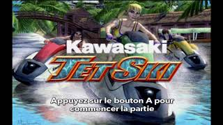 "[Wii] Introduction du jeu ""Kawasaki Jet Ski"" de Data Design Interactive (2008)"