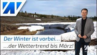 Schlägt der Winter im März zu?