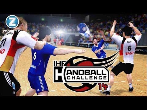 IHF Handball Challenge 14 Gameplay [PC]