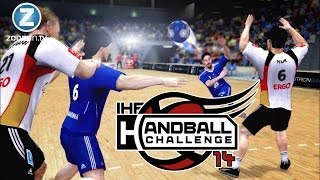 IHF Handball Challenge 14 Gameplay [PC]
