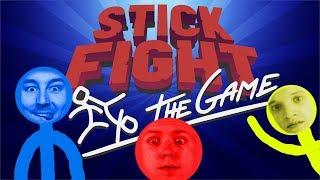 POBIŁEM KOLEGÓW | STICK FIGHT: THE GAME #2
