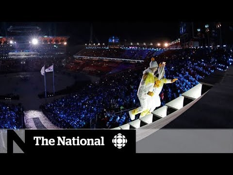 The best moments from the 2018 Winter Olympics opening ceremony