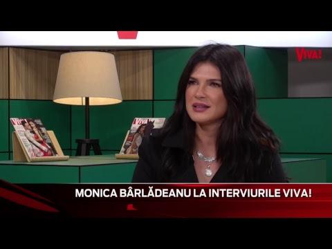 Monica Bârlădeanu este prezentă astăzi la Interviurile VIVA!