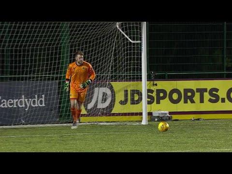 Met Caerdydd 1-1 Aberystwyth