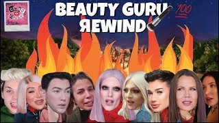 YOUTUBE REWIND: BEAUTY GURU EDITION 2018