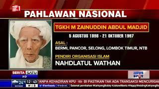 Inilah 4 Tokoh Penerima Gelar Pahlawan Nasional dari Jokowi