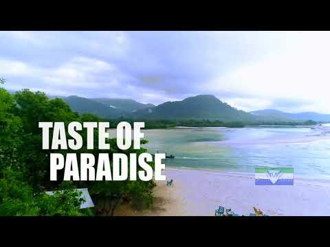 THE BEAUTY OF SIERRA LEONE - TOURIST BOARD  SL