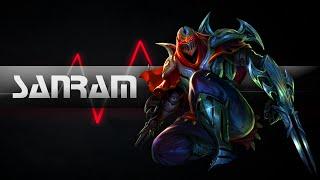 ZED [VS] SWAIN  [Ranked Team] SANRAM